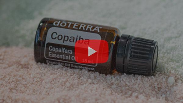 olej Copaiba: Objavujte výhody éterického oleja doTERRA